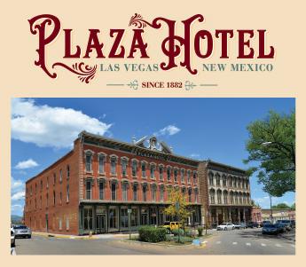 Plaza Hotel Las Vegas NM